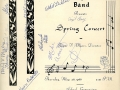 Band Concert Front