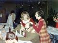 Betty Holloman Peggy Julian Mr Pendergraft 1969 Christmas Party