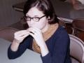 Patti Marchant_eating something