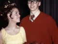 Susan Tyrell and boyfriend at Miss KHS 1970
